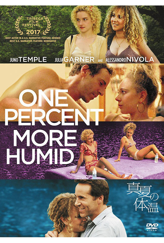 One Percent More Humid movie poster