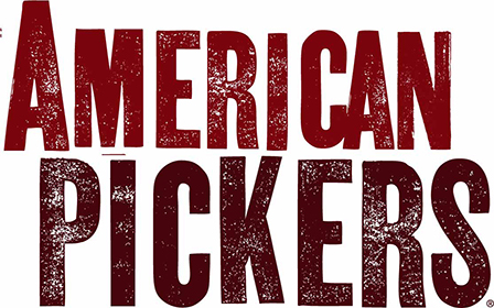 American Pickers logo