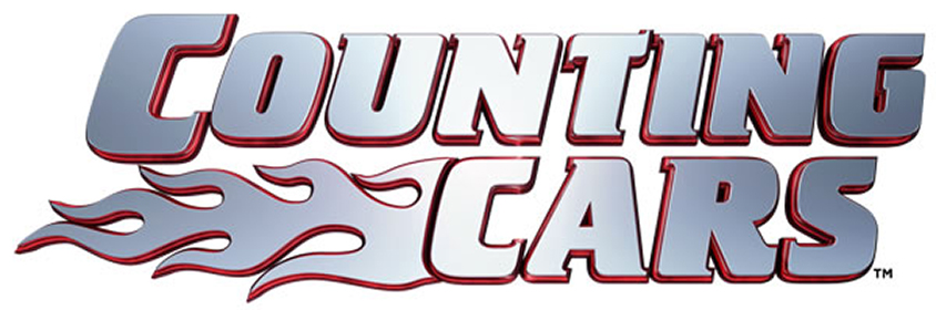 Counting Cars logo