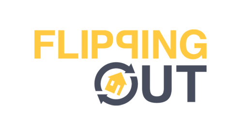 Flipping Out logo