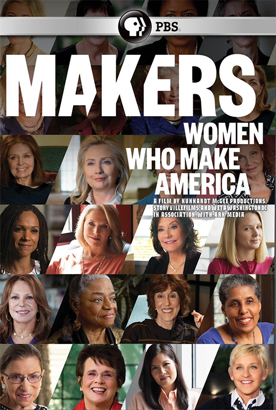 Makers: Women Who Make America movie poster