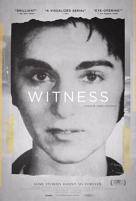 The Witness movie poster